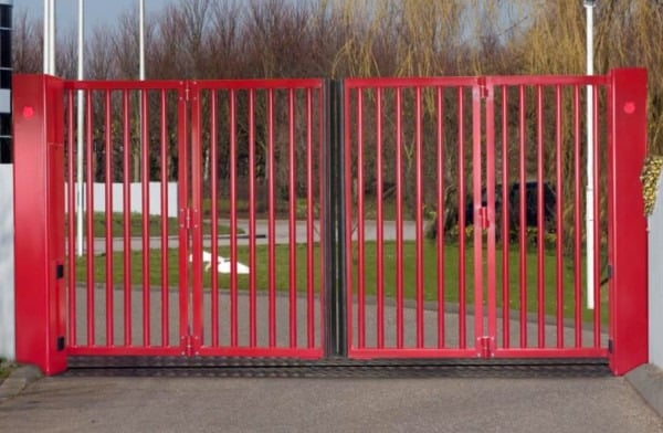 Brama wjazdowa szybka B-SECURE