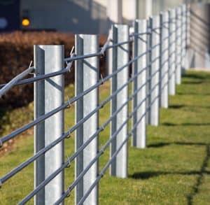 Pasywna bariera samochodowa antyterrorystyczna M50 P1 ASTM