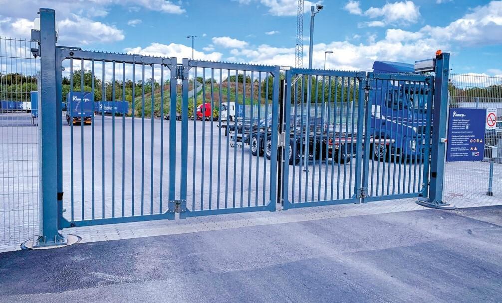 Bramy Speed Folding Gates